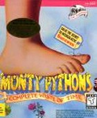 Monty Python's Complete Waste of Time box cover