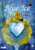 Blue Ice box cover