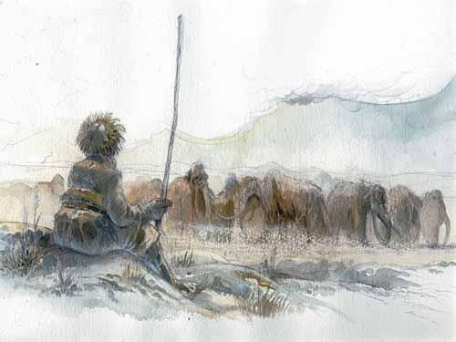 l'image de l'homme préhistorique - Page 8 Art-syberia2-pc10