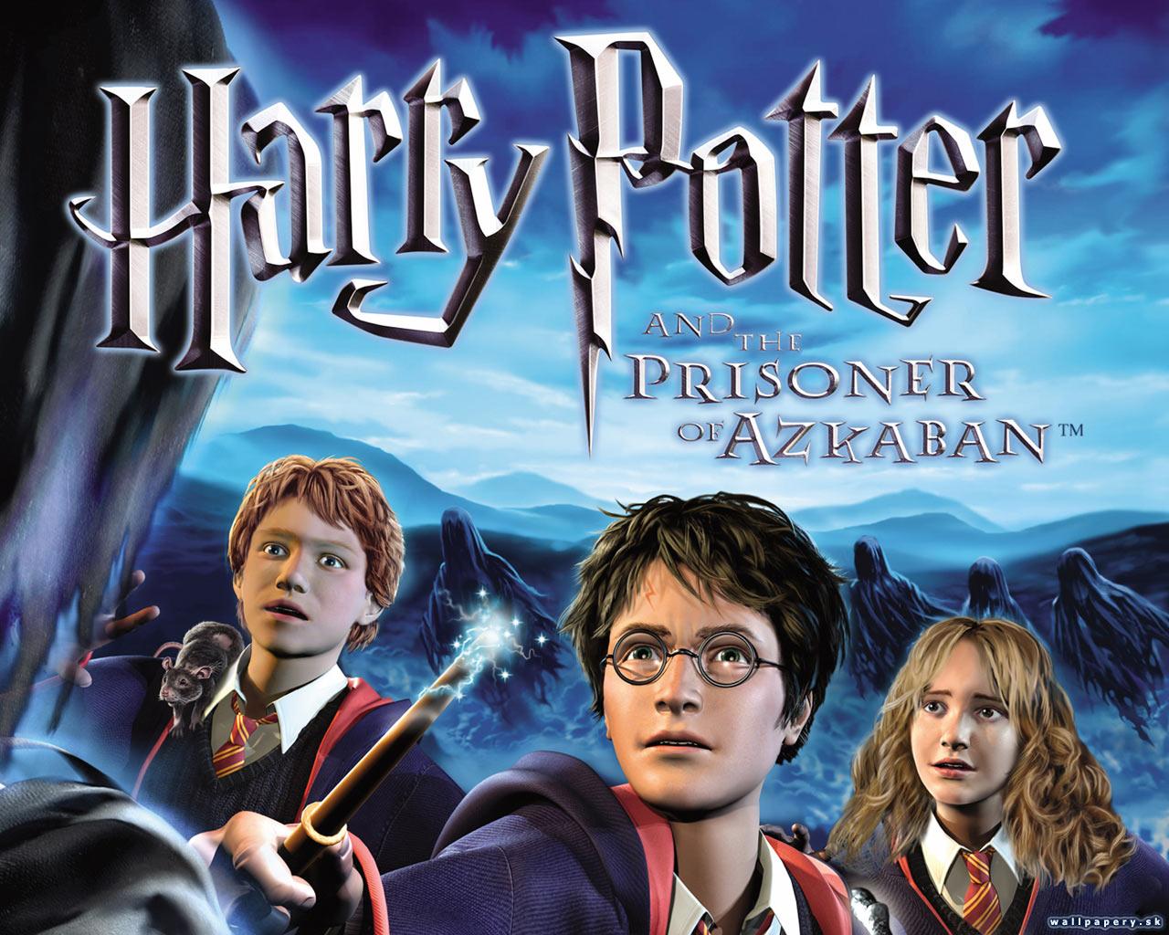 Harry Potter et le Prisonnier d'Azkaban (PC) dans Jeux Video wp-harrypotterazbakan5