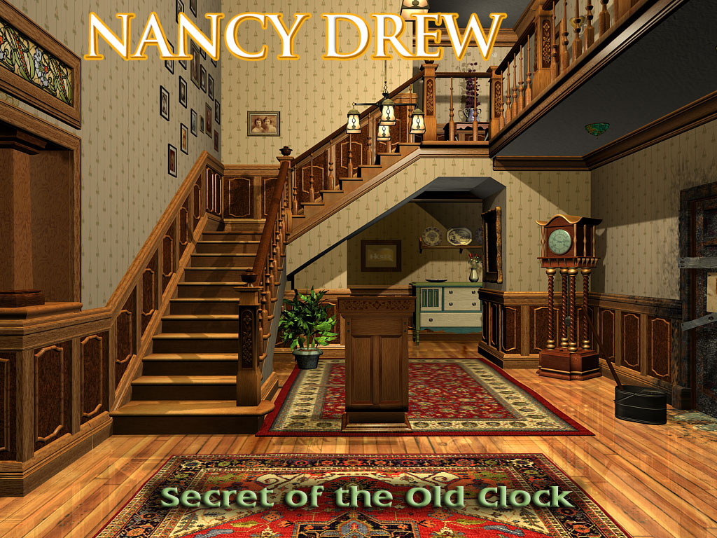 Toutes Les Wallpapers De Nancy Drew 12 Plan 232 Te Aventure