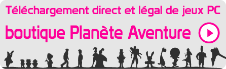 Boutique Plan�te Aventure
