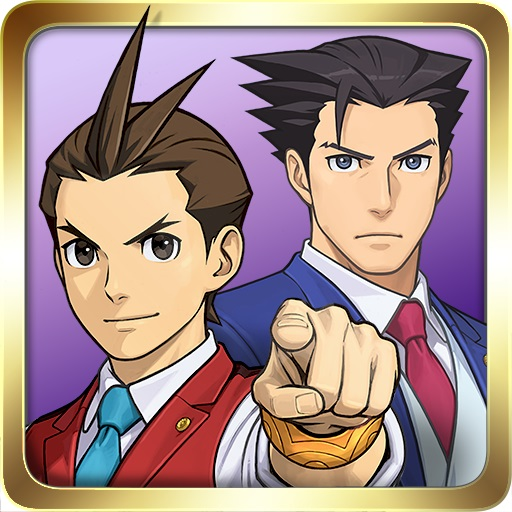 Phoenix Wright - Ace Attorney : Dual Destinies (iPhone)