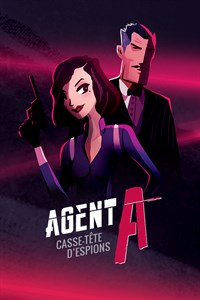 Agent A: A puzzle in disguise (PC)