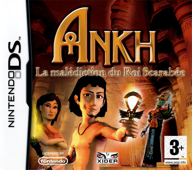 Ankh : Une aventure Egyptienne