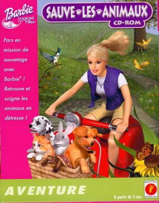 Барби Спасение животных / Barbie Pet Rescue - в этой доброй игре д!