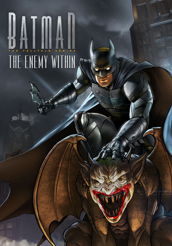 Batman: The Enemy Within (PSN)