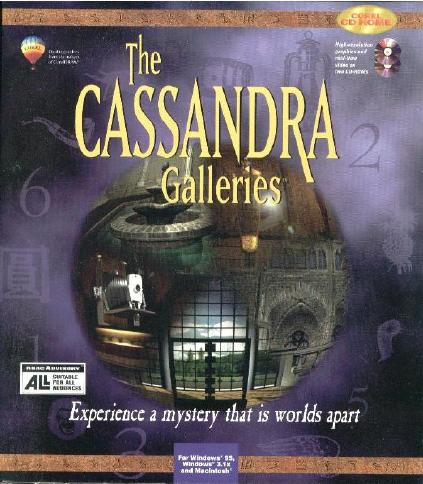 The Cassandra Galleries