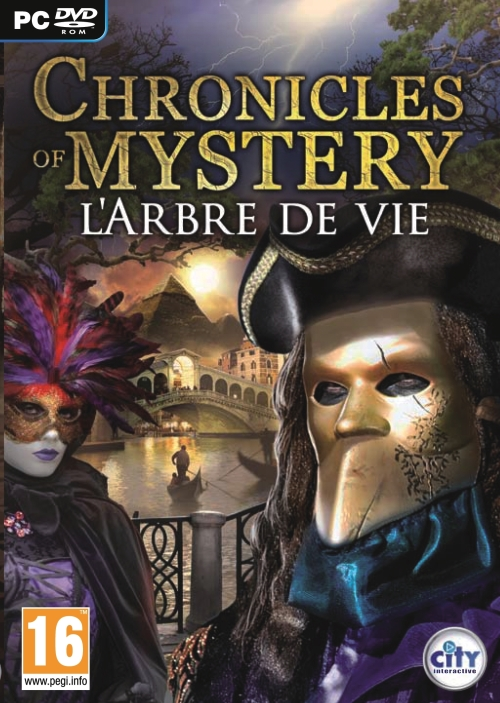 Download Chronicles Of Mystery : The Tree Of Life Baixar Jogo Completo Full