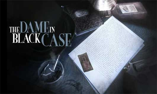 The Dame in Black Case