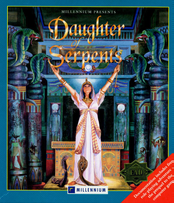 Daughter of the Serpents