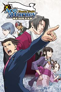 Ace Attorney : Phoenix Wright Trilogy (PlayStation 4)
