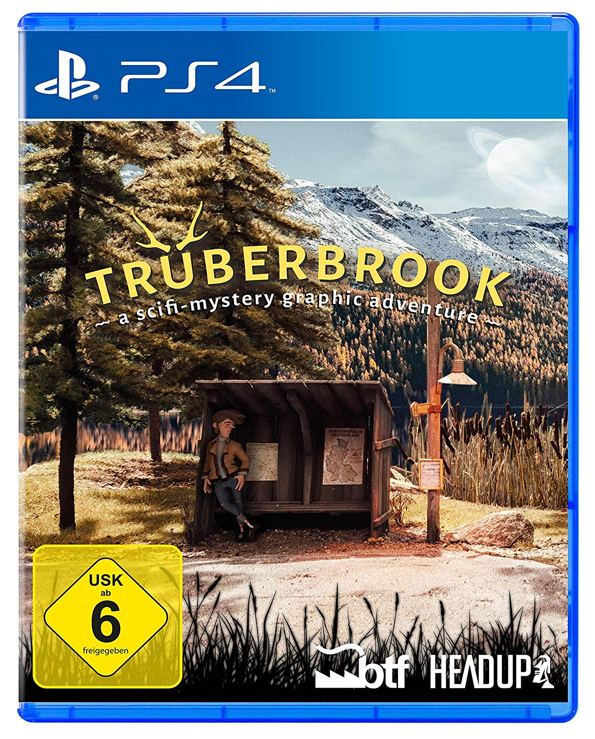 Truberbrook (PlayStation 4)