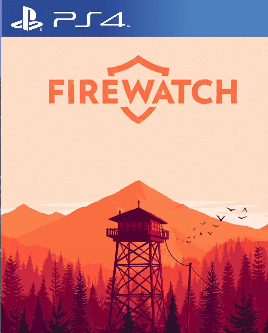 Firewatch (PSN)
