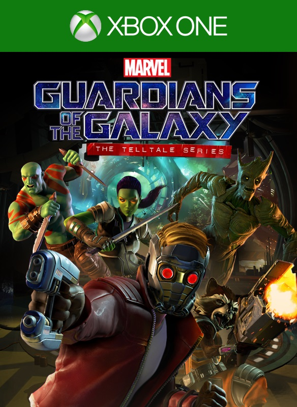 Marvel's Guardians of the Galaxy (XBLA)