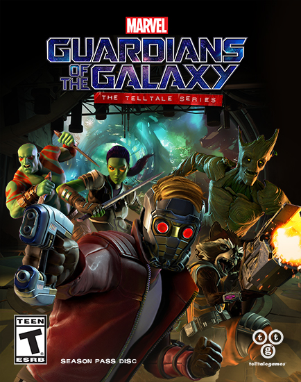 Marvel's Guardians of the Galaxy (Mac)