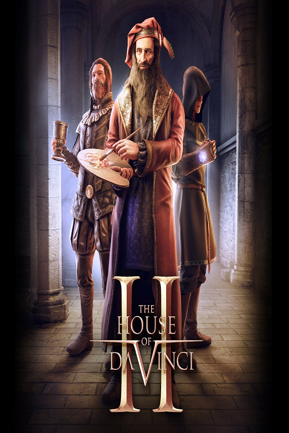 The House of Da Vinci 2 (PC)