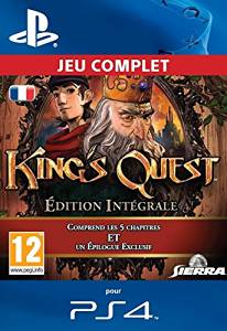 King's Quest : The Complete Collection (PSN)