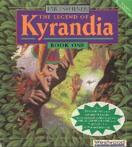 The Legend of Kyrandia Kyrandia 1