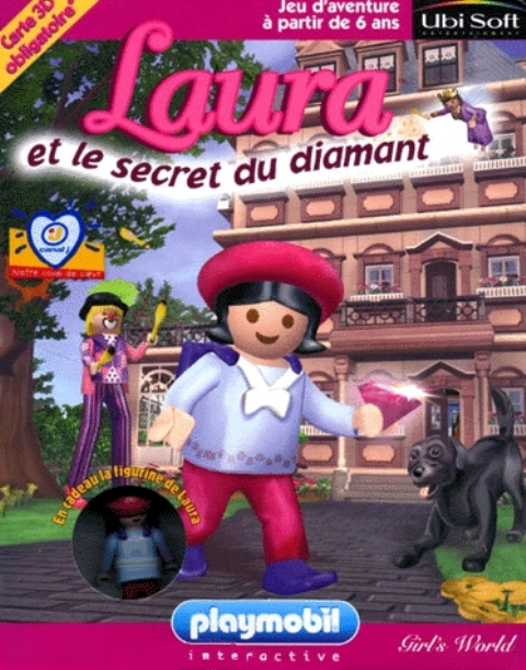 Laura et le Secret du Diamant