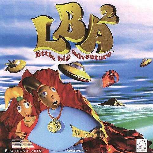 Ces jeux vidéo qui envoient du lourd  Lba2-pc