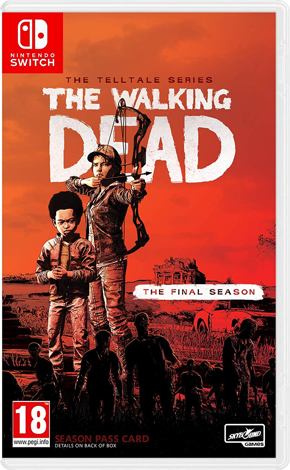 The Walking Dead - L'Ultime Saison (WiiWare)