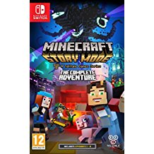 Minecraft : Story Mode (iPhone)