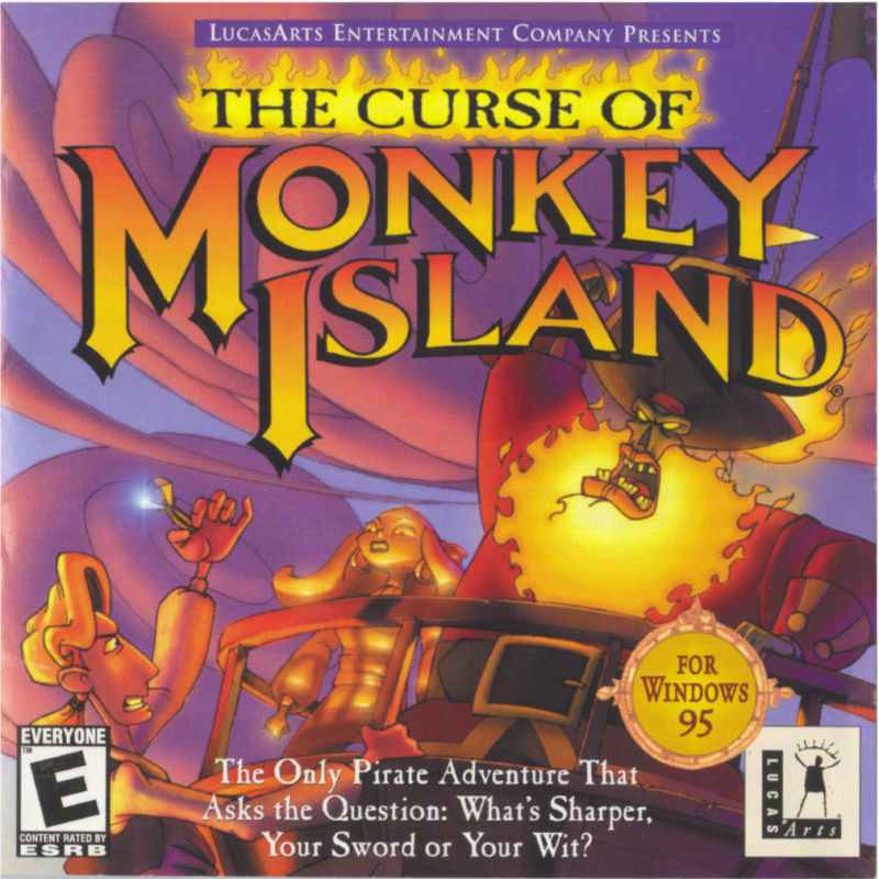 The Curse of Monkey Island-P2P