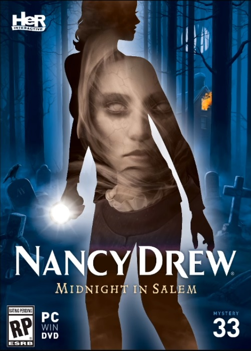 Nancy Drew 33 (Mac)