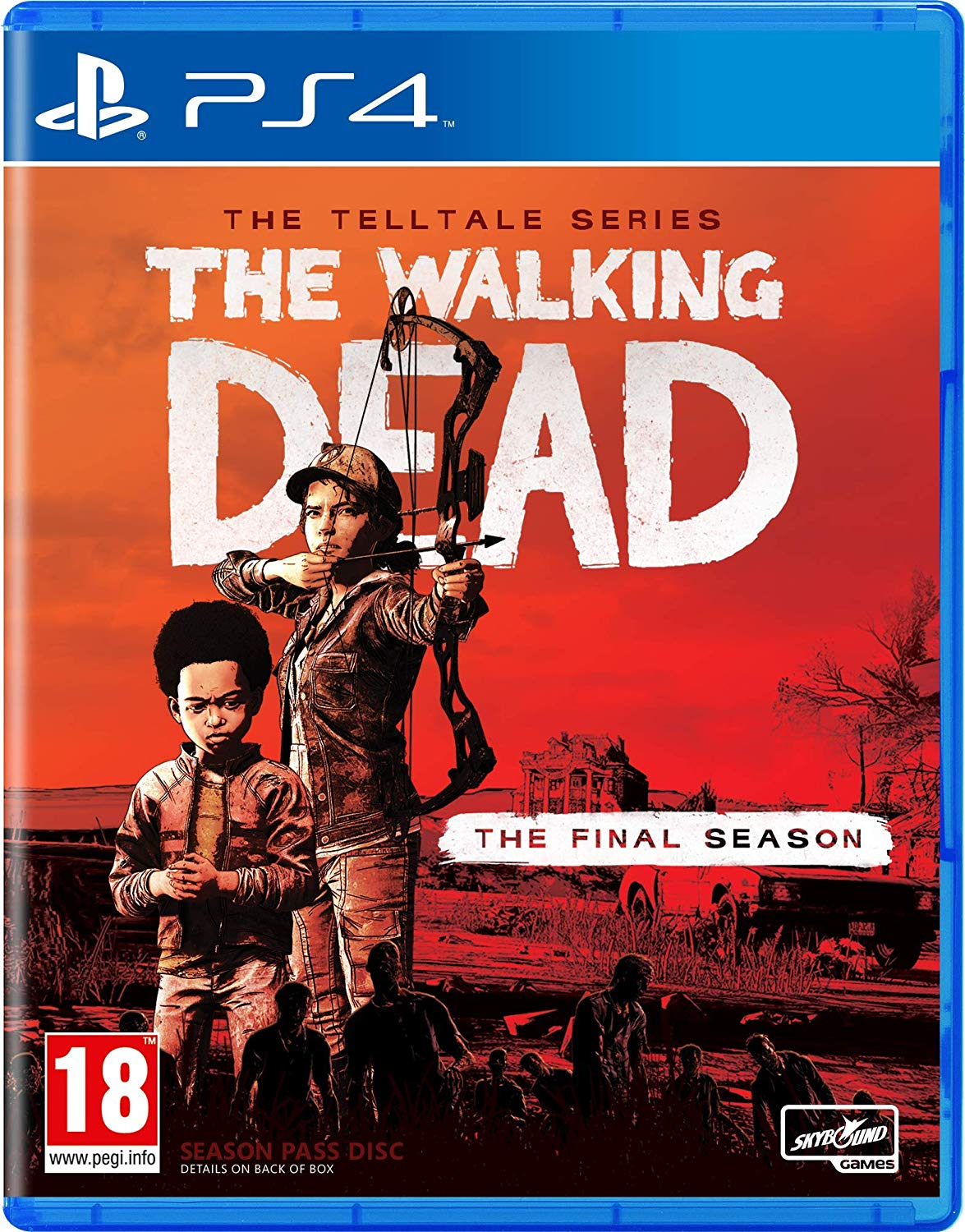 The Walking Dead - L'Ultime Saison (PlayStation 4)