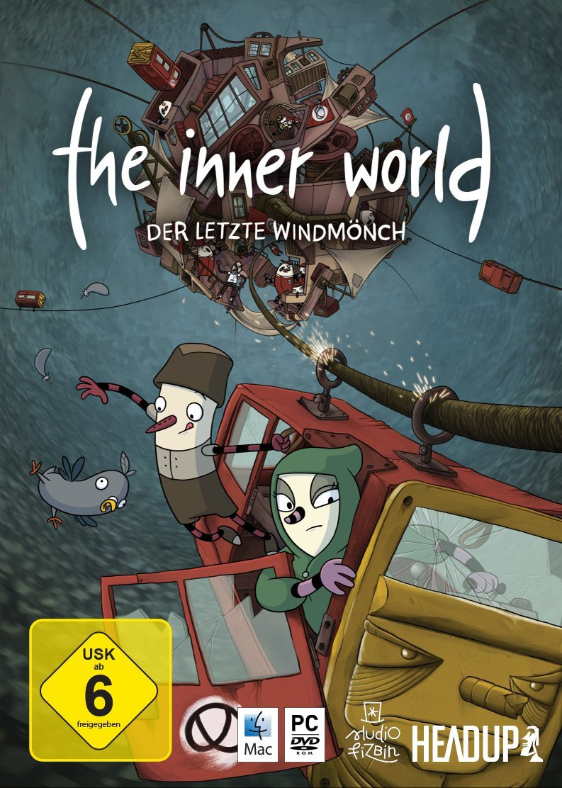 The Inner World - The Last Wind Monk (Mac)
