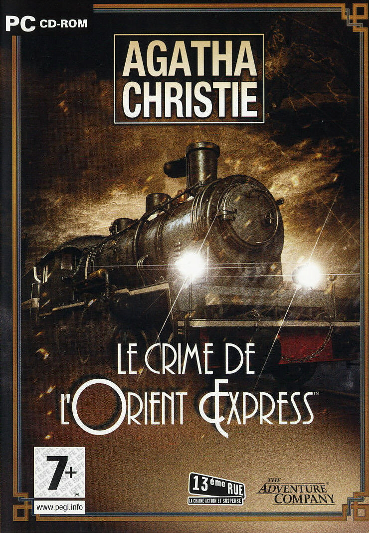 Agatha Christie Murder on the Orient Express Full PC Game