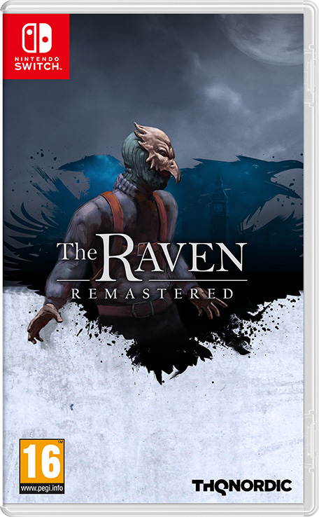 The Raven (WiiWare)