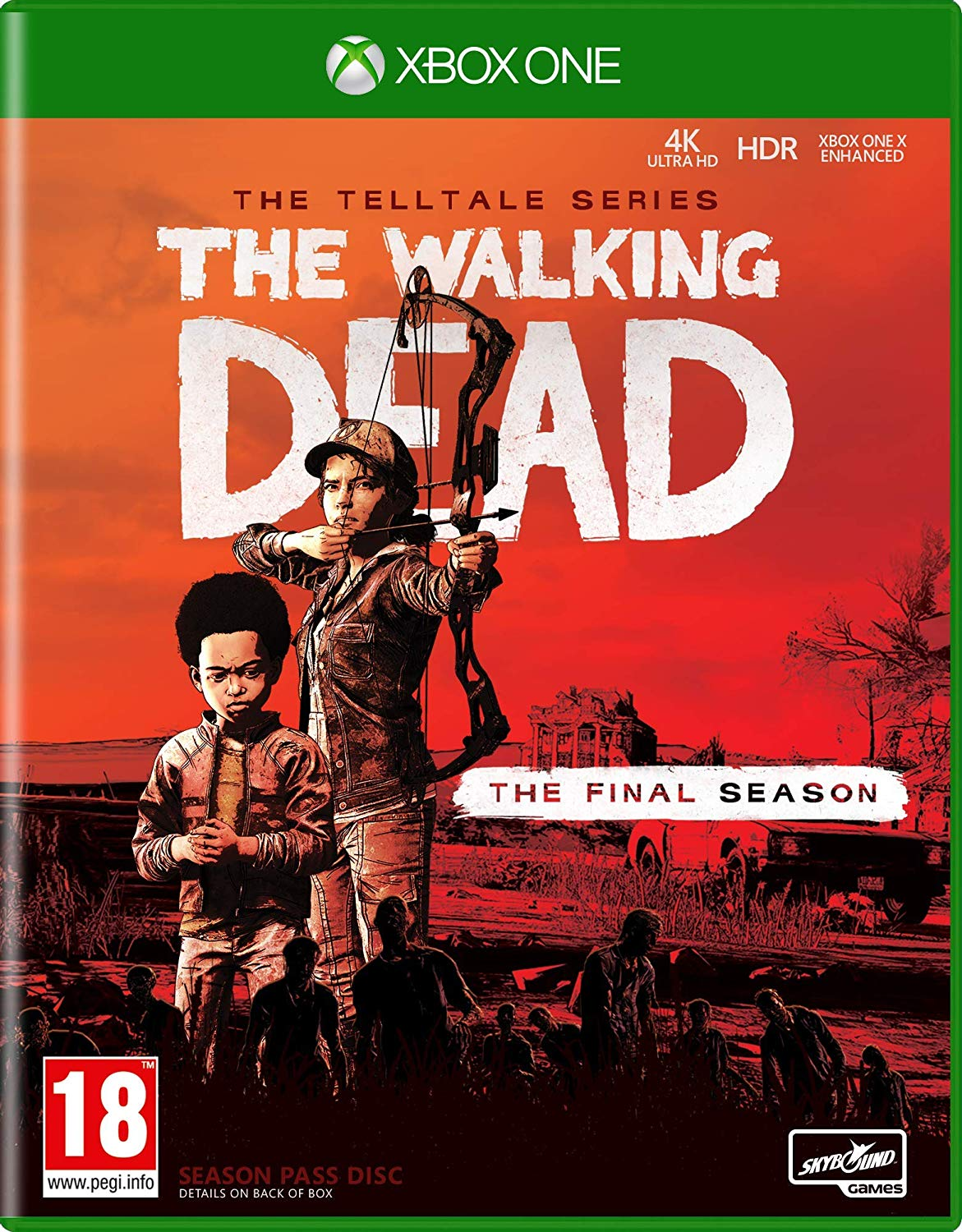 The Walking Dead - L'Ultime Saison (Xbox One)