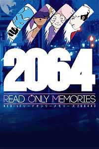 2064: Read Only Memories (XBLA)