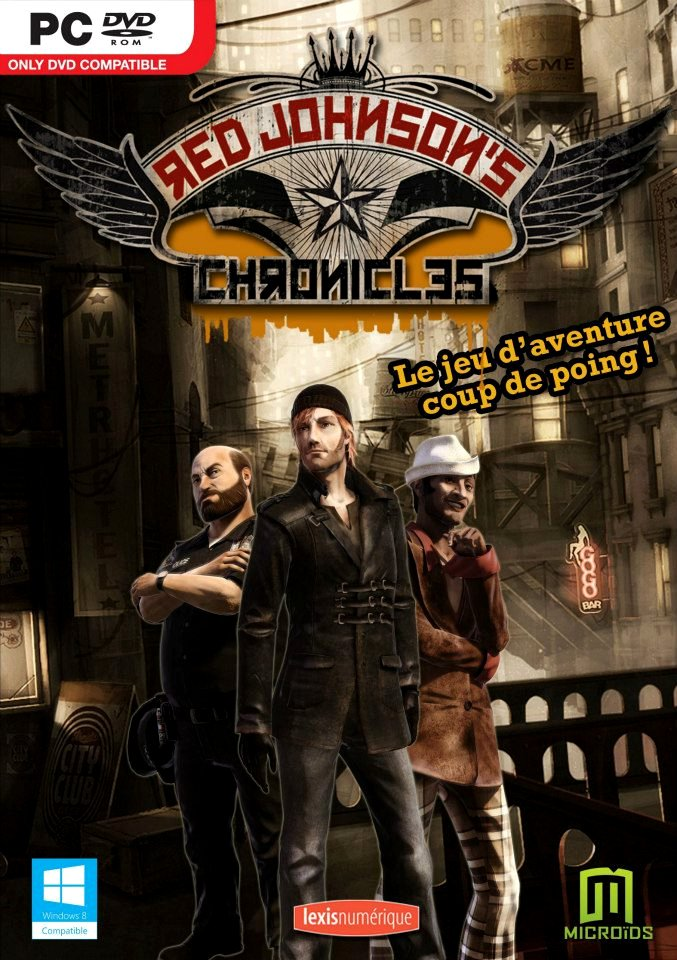 Red Johnson's Chronicles (PC)