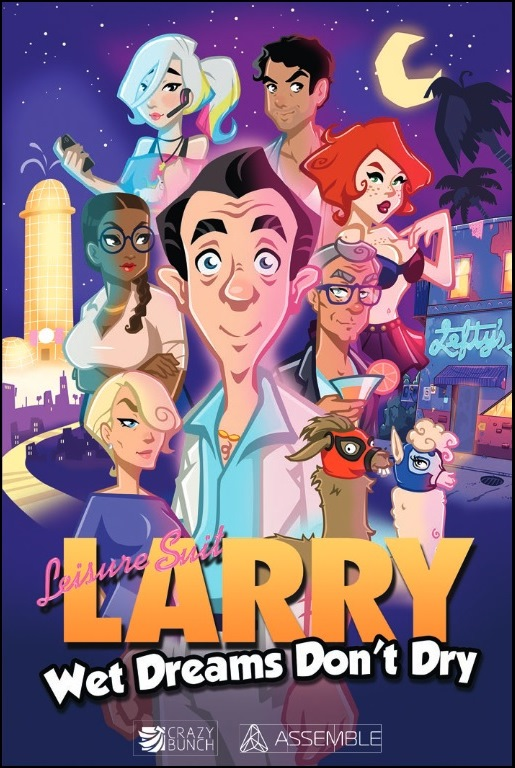 Leisure Suit Larry 10 (Mac)