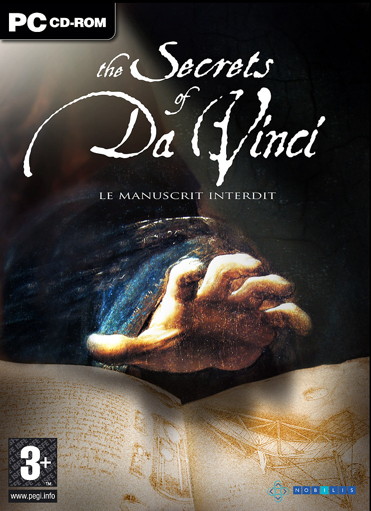 Solution Complete De The Secrets Of Da Vinci Planete Aventure