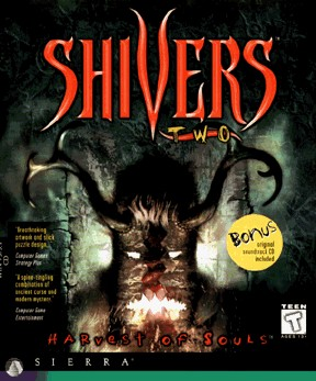 Shivers 2 - Cyclone