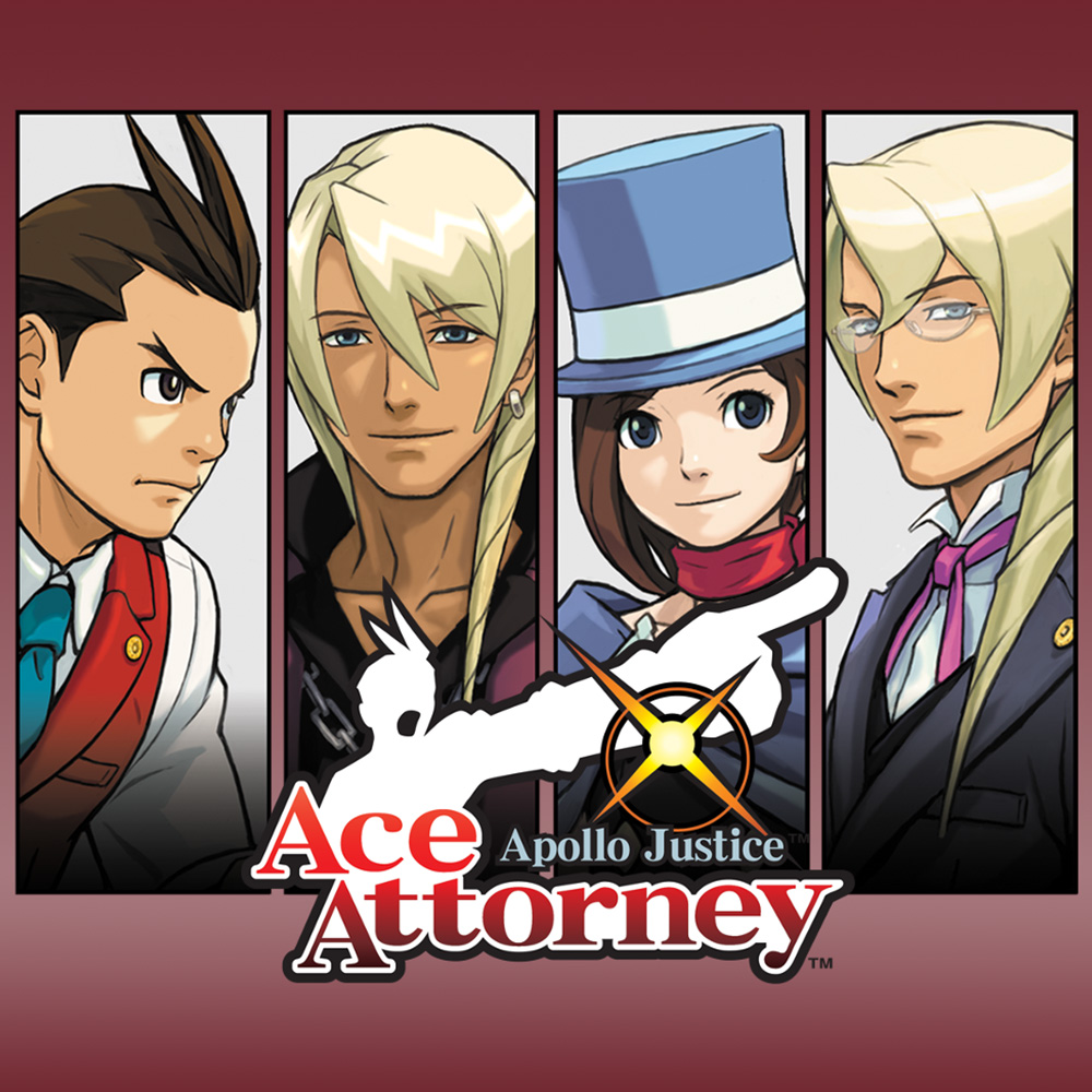Ace Attorney 4 : Apollo Justice (iPhone)