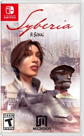 Syberia (WiiWare)
