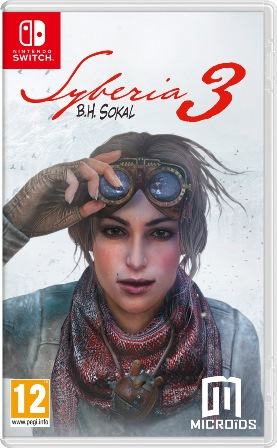 Syberia 3 (WiiWare)