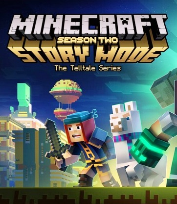 Minecraft: Story Mode - Saison 2 (Mac)