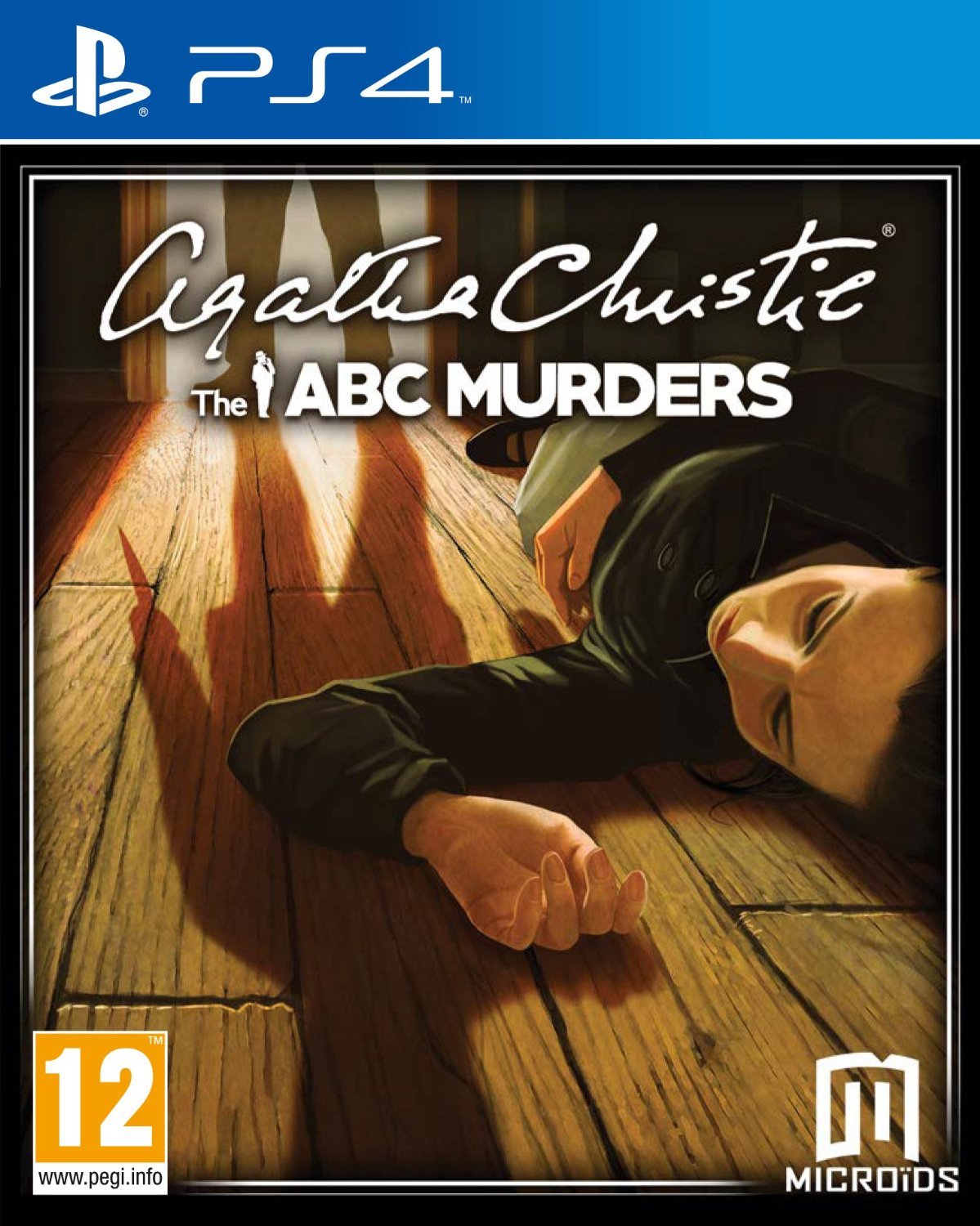 The A.B.C. Murders (PlayStation 4)