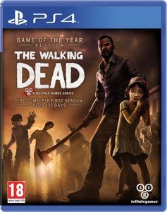 The Walking Dead : Saison 1 (PlayStation4)