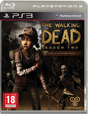 The Walking Dead : Saison 2 (PlayStation3)
