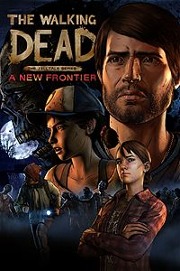 The Walking Dead : A New Frontier (XBLA)