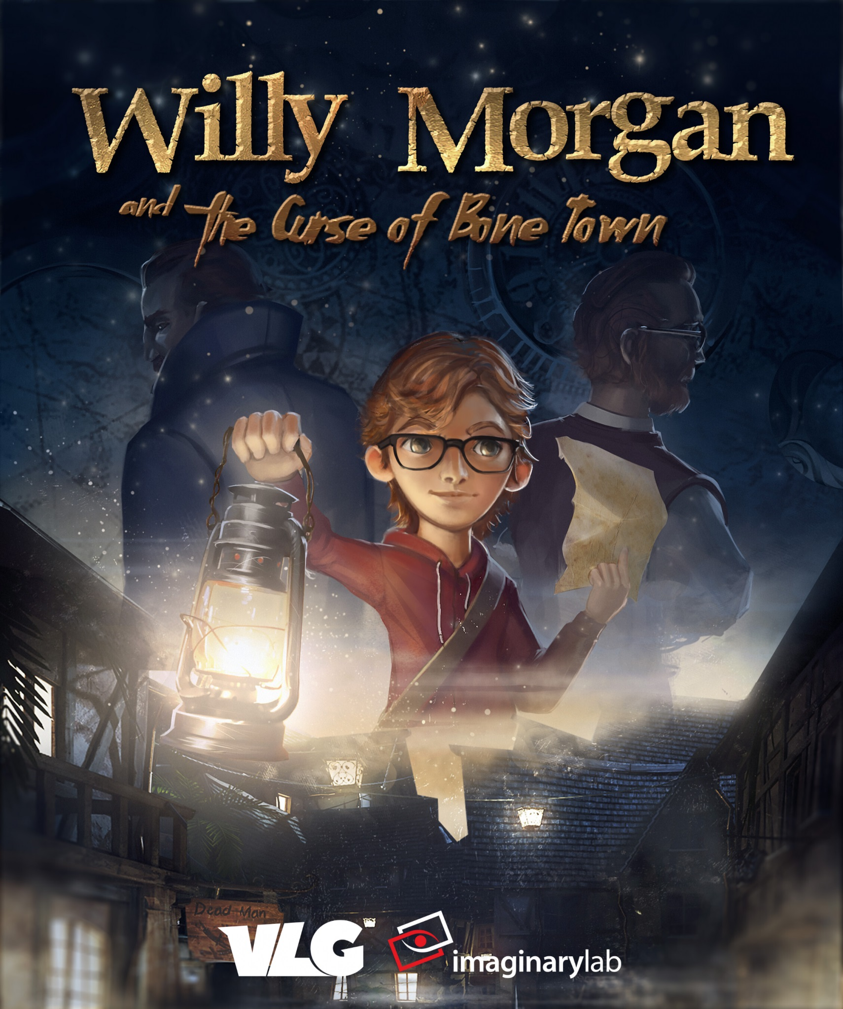 Willy Morgan and the Curse of Bone Town (PC)
