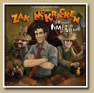 Zak McKracken 2 (Mac)