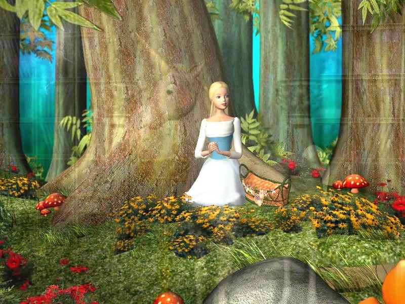 Barbie Lac Des Cygnes Plan 232 Te Aventure
